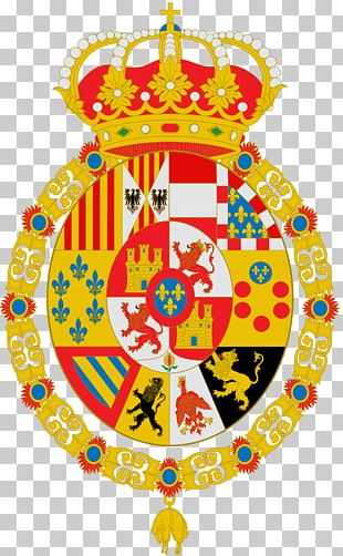 Coat Of Arms Of Spain Escutcheon Prince Of Asturias Order Of Charles III PNG