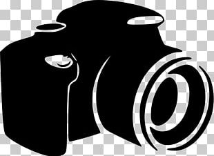 Silhouette Camera Operator Photography PNG