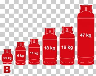 Liquefied Petroleum Gas Gas Cylinder PNG