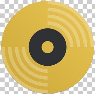 Symbol Yellow Orange Circle PNG