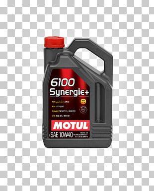 Car Motor Oil Motul Engine Lubricant PNG