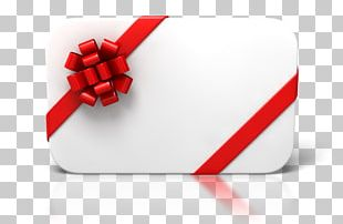 Gift Card Credit Card Christmas Online Shopping PNG