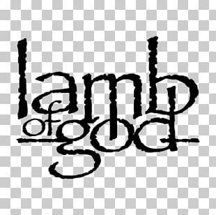 Lamb Of God Wrath Logo Sacrament Tour PNG