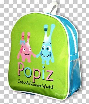 Backpack School Asilo Nido Nylon Kindergarten PNG