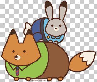 Domestic Rabbit Silver Fox Rabbit Easter Bunny Pusheen PNG