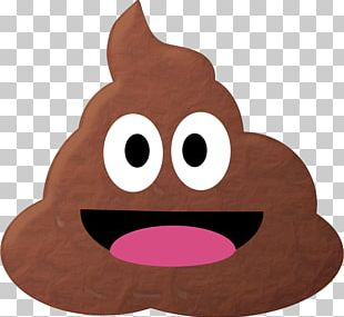 Pile Of Poo Emoji Emoticon PNG