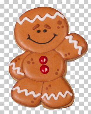 Lebkuchen Royal Icing Biscuit Cookie M STX CA 240 MV NR CAD PNG