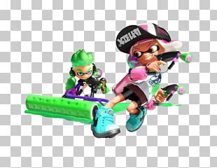 Splatoon 2 Video Game Nintendo Switch PNG