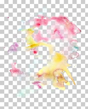 Watercolor Painting Texture Drawing PNG