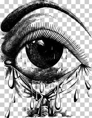 Drawing Eye Tears PNG