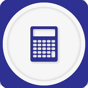 Computer Icon Office Equipment Communication Calculator PNG