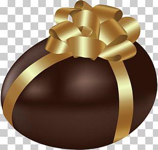 Easter Bunny Chocolate Egg PNG