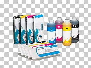 Ink Cartridge Printer Inkjet Printing Continuous Ink System PNG