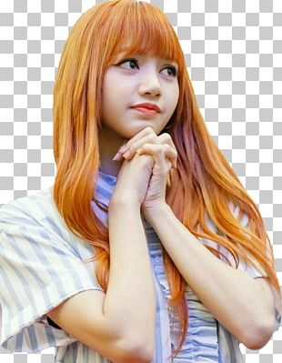 Lisa BLACKPINK Hair K-pop Canities PNG