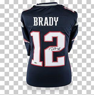 New England Patriots Super Bowl NFL Autograph Jersey PNG