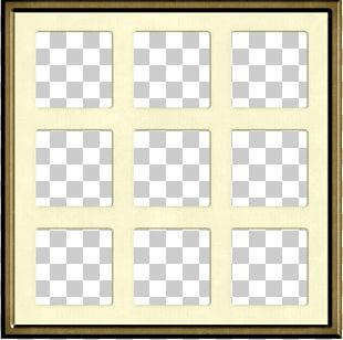 Window Frame Square Area Pattern PNG