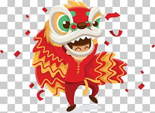 Chinese New Year Firecracker PNG