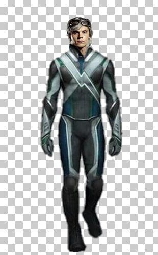 Evan Peters Quicksilver Wolverine Storm Professor X PNG