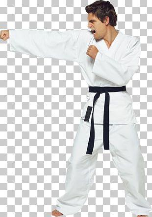 Karate Gi Dobok Martial Arts Sport PNG