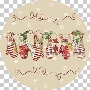 Christmas Ornament Christmas Decoration New Year Decoupage PNG