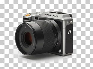 Mirrorless Interchangeable-lens Camera Hasselblad Medium Format Photography PNG