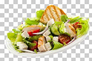 Chicken Salad Caesar Salad Vinaigrette Healthy Diet PNG