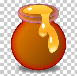 Emoji Honeypot Bee Android SMS PNG