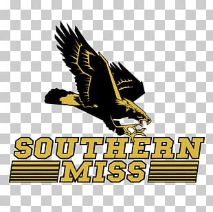 The University Of Southern Mississippi Southern Miss Golden Eagles Football Southern Miss Lady Eagles Women's Basketball Logo PNG