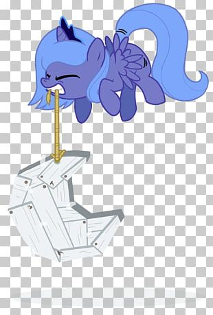 My Little Pony Princess Luna Winged Unicorn Equestria PNG