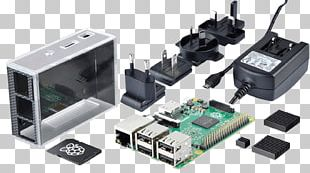 Raspberry Pi 3 ARM Cortex-A53 ARM Architecture Computer Hardware PNG