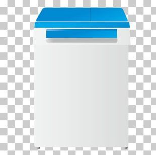 Cartoon Washing Machine PNG
