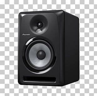 Pioneer DJ Studio Monitor Disc Jockey Loudspeaker CDJ PNG