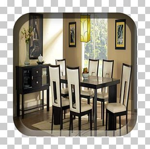 Dining Room Table Interior Design Services Matbord PNG