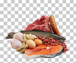 Seafood Meat Fish Protein PNG