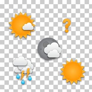 Weather Application Software Android Icon PNG