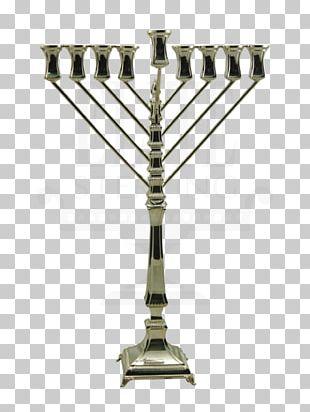 Menorah Hanukkah Chabad Jewish Holiday Judaism PNG