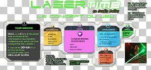 LaserTime Laser Tag Game Concept PNG