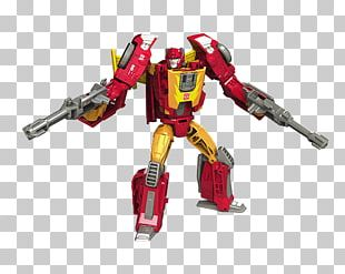 Rodimus Prime Transformers: Titans Return Transformers: Generations Autobot PNG