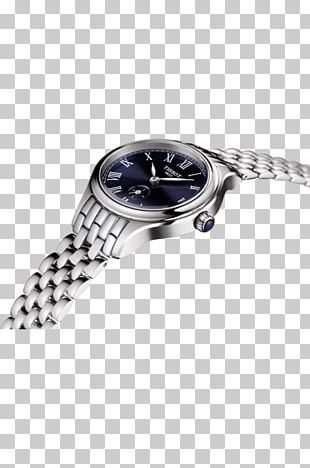 Tissot Watchmaker Movement Watch Strap PNG