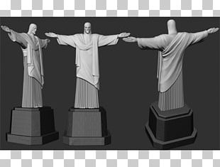 Christ The Redeemer Statue Corcovado Sculpture Figurine PNG