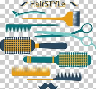 Comb Hairdresser Barber Beauty Parlour PNG