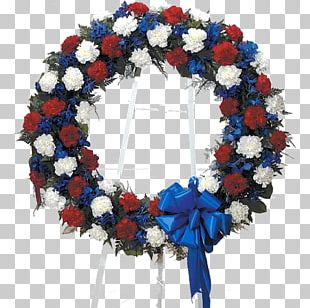Wreath Flower Funeral Christmas Decoration Floral Design PNG