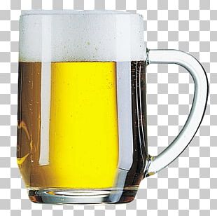 Beer Glasses Pilsner Mug PNG
