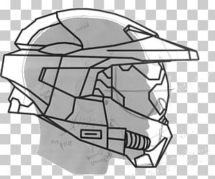 Drawing Master Chief Png Clipart Art Bungie Cartoon