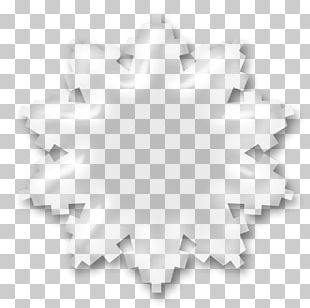 Snowflake Transparency And Translucency PNG