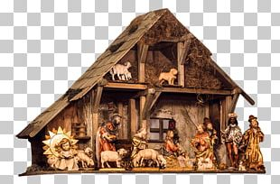 Nativity Scene Bethlehem Christmas Nativity Of Jesus Manger PNG