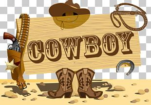 American Frontier Cowboy Party Western Saloon PNG