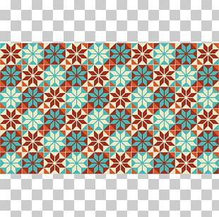 Line Symmetry Point Place Mats Pattern PNG