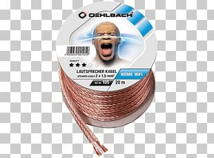 Speaker Wire Loudspeaker Electrical Cable Acoustic Research High Fidelity PNG