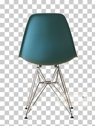 Chair Furniture Charles And Ray Eames Eetkamerstoel PNG